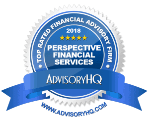 AdvisoryHQ Named Perspective Financial Services a Top Advisor