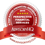Perspective Financial Services rated top financial advisory firm 2019