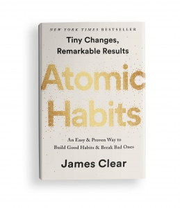 recommended reading, Atomic Habits