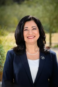 Lupe Camargo Serves Arizona Girl Scouts as Board Chair